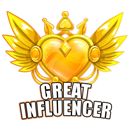 Great Influencer
